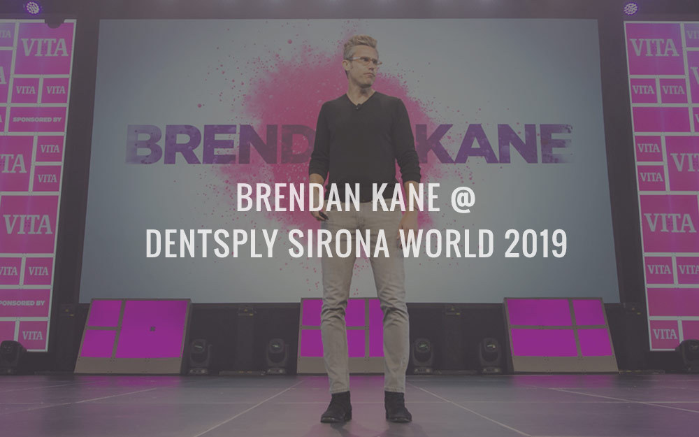 At Dentsply Sirona World Last Week