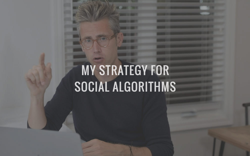 My Strategy For Social Algorithms