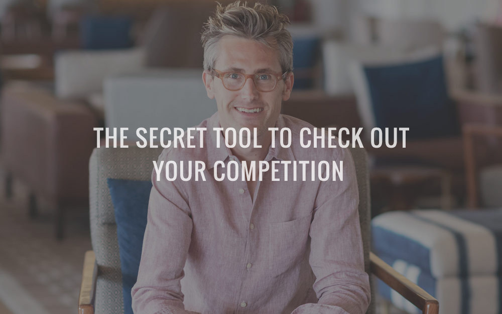 The Secret Tool To Check Out Your Competition