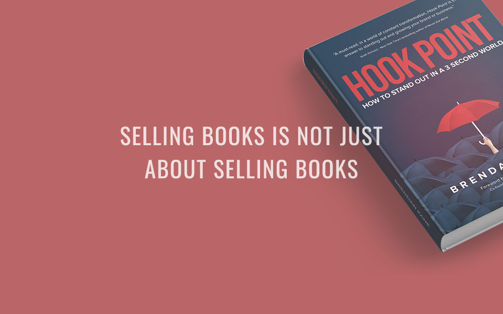Selling books is not just about selling books…